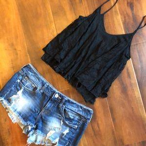 Express short shorts